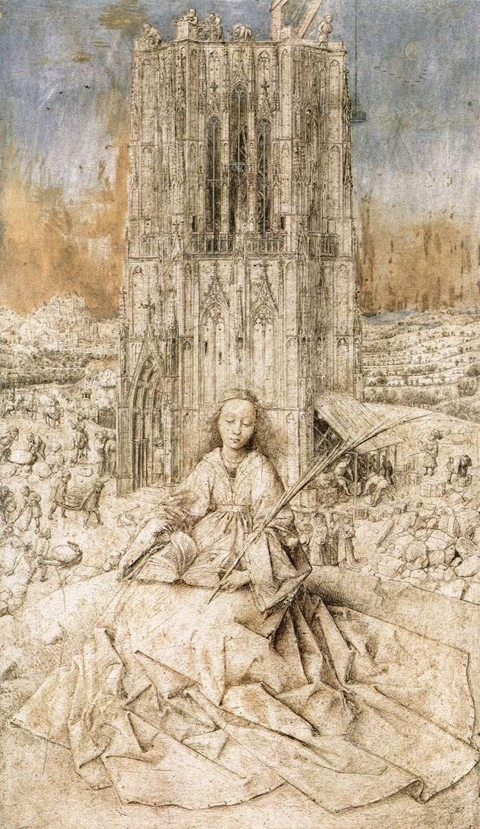 Jan_van_Eyck_-_St_Barbara_-_WGA07617