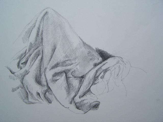cloth study